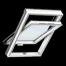 "Мансардное окно Velux Optima Комфорт ""Белое пластиковое"" GLP 0073BIS"
