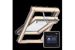 Мансардное окно Velux Premium на электроуправлении INTEGRA