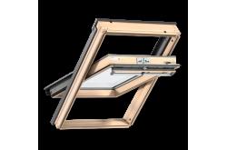 """Мансардное окно Velux Premium """"Классическое деревянное"""" GGL 3070"""