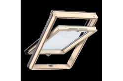 """Мансардное окно Velux Optima Стандарт """"Ручка снизу"""" GZR 3050B"""