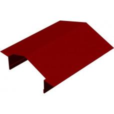 Крышка парапета сложная 125 полиэстер 0,45