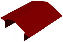 Крышка парапета сложная 250 VikingE Velur Quarzit Lite